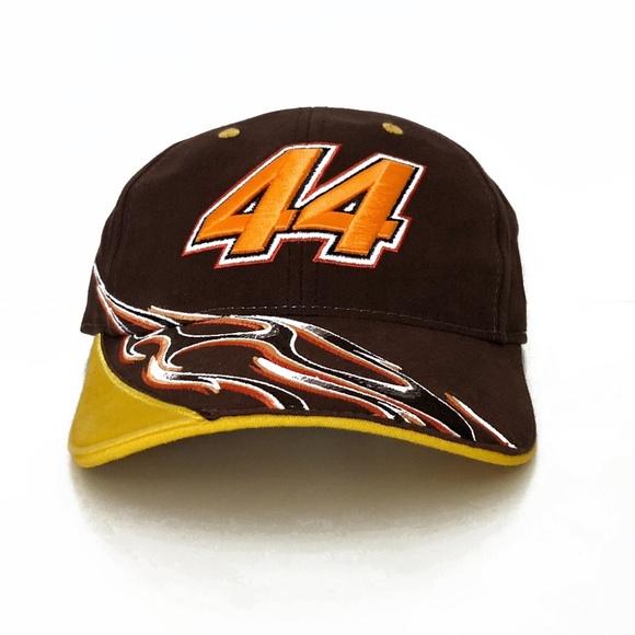 Other - VTG NASCAR UPS Sponsor Trucker Hat 44 Jarrett mwr